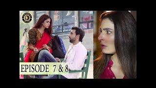 Aisi Hai Tanhai Ep 7 & 8 - 29th Nov 2017 - Nadia Khan , Sami Khan & Sonya Hussain