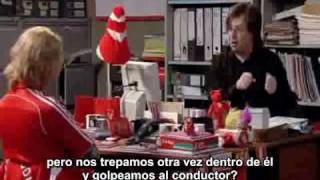 The Mitchell and Webb Look - Football subtitulado