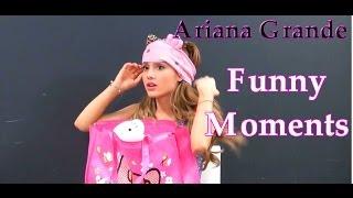 Ariana Grande Funny Moments