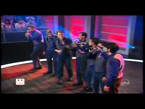 Qual é o Seu Talento Perseptom Semifinalistas QST 2011 4º temporada 24 10 2011