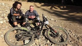 New SPANK 350 Rims & Wheels - Interview with Rob J & Gavin Vos