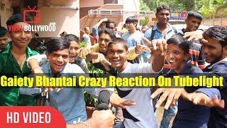 Crazy Bhantai Salman Khan Fan Public Review | Fans Of Salman Bhai | Tubelight Review