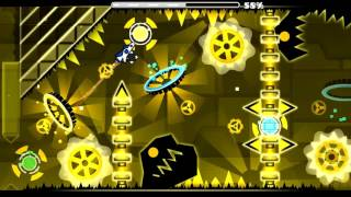 Geometry Dash - Luminum by Zobros (Demon) 100% COMPLETE