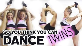 So You Think You Can Dance: Twin Version | Teagan & Sam
