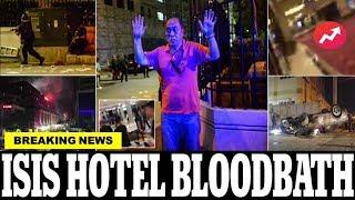 Exclusive Footage  -  Gunmen Storm Resort World Casino in Manila Phillipines
