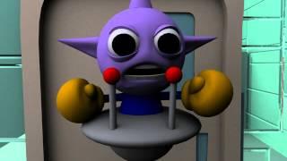 Legend of Lollipop-3D animation short-菈勒帕傳說