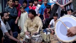 kalo khan best tabla perfome contact num 03004246753