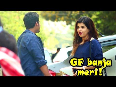 Xxx Mp4 Girlfriend Banja Meri Prank On Cute Girl Pranks In India 3gp Sex