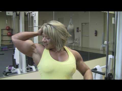 Julie Bourassa canadian bodybuilder website view