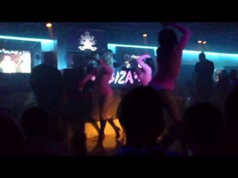 Ibiza Club. Wybory MISS MOKREGO PODKOSZULKA