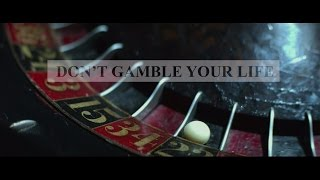 Don't gamble with your life, you will lose! Gambling addiction motivational video 2016 HD