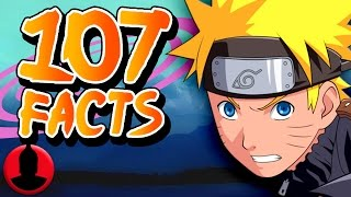 107 Naruto Facts YOU Should Know! - ToonedUp @CartoonHangover