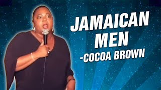 Cocoa Brown: Jamaican Men (Stand Up Comedy)