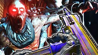 SLEDGEHAMMER'S FIRST EVER ZOMBIES MAP! FULL EASTER EGG! CALL OF DUTY ZOMBIES