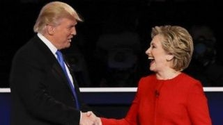 Trump beats Clinton again in poll: Shouldn