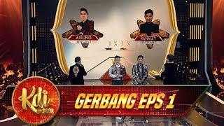 INILAH Klasemen Akhir Agung VS Rahmat - Gerbang KDI Eps 1 (24/7)