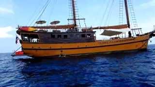 Diva Andaman Liveaboard Similan Island 7 West of Eden Dive 1