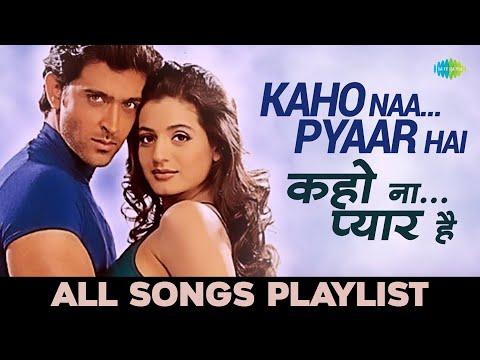 Kaho Naa Pyaar Hai | कहो ना प्यार है | All songs | Hrithik Roshan | Ameesha Patel | Audio Jukebox