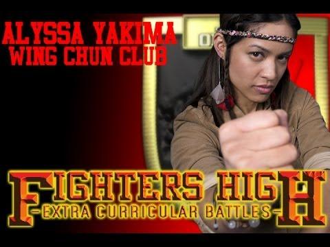 Fighter s High Alyssa Yakima