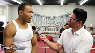 """Chris Eubank Jr. """"I BRING CANELO & GOLOVKIN HELL ON EARTH! THE FIGHT WAS STOLEN BY HEARN!"""""""