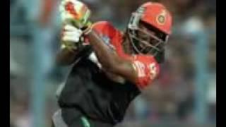Highlights IPL 2016 Final Match RCB Vs SRH   chris gayle batting final ipl 2016  144p