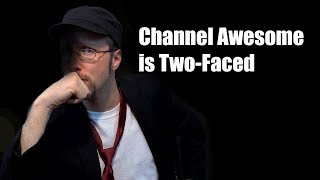Channel Awesome is Two-Faced