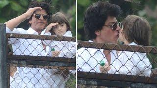 Shahrukh Khan's Son AbRam Khan's EID Celebrations | Press Conference