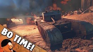 "War Thunder - Churchill Mk III  ""Indestructible?"""