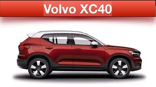 Volvo XC40 | Review | 2019 | subcompact luxury suv | features | price | cargurus | top 10s