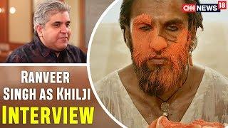 Ranveer Singh Reveals Why he Cried During