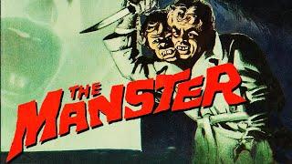 The Manster (1959) HORROR
