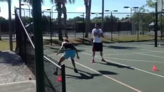 Physical training Emmanuelle 2 - USA