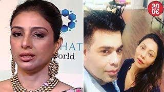 Tabu To Play Herself In Dutt's Biopic   Karan Johar Shares A Selfie With Gauri Khan