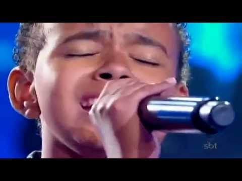 Hallelujah Aleluya Michael W. Smith performed by Jotta A. on Brazilian TV