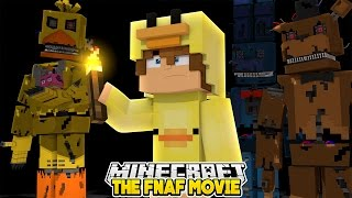 Minecraft Movie - THE F.N.A.F. MOVIE - Minecraft Five Nights At Freddy's