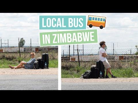 Xxx Mp4 18 Public Bus To Victoria Falls MOST DANGEROUS BUS RIDE 3gp Sex
