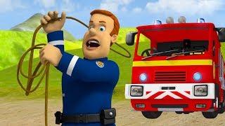 Brandmand Sam Dansk 2017   James i fare - 45 minutters Luften redder  Tegneserie til Børn