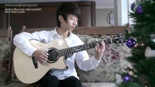 (Extreme) More_Than_Words - Sungha Jung