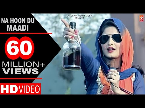 Xxx Mp4 Haryanvi Songs Na Hoon Du Maadi Latest Haryanvi DJ Songs 2017 DP Sharma Shivani Raghav 3gp Sex