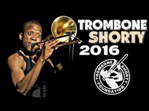 Trombone Shorty LIVE Full Concert 2016
