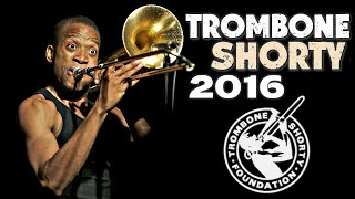 Trombone Shorty - LIVE Full Concert 2016