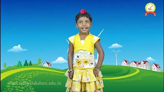 Rhymes by Miss Ruthika