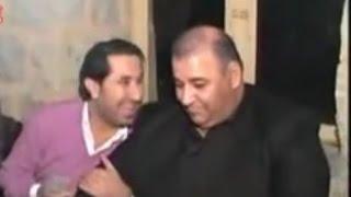 عمر الشعار  وعزيز صادق حديد حفلة من أجمل حفلات العتابا محاورة بالصوت و الصورة