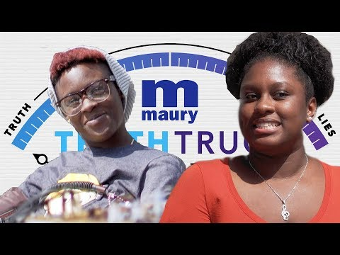 Xxx Mp4 Lesbian Lovers In The Fast Lane The Truth Truck The Maury Show 3gp Sex