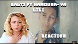 Balti - Ya Lili Feat Hamouda (Official Music Video) REACTION|