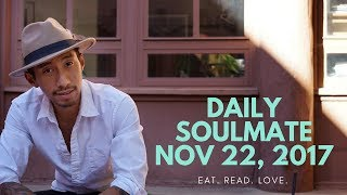 WATER DAILY CANCER, PISCES, SCORPIO SOULMATE NOVEMBER 22 TAROT READING
