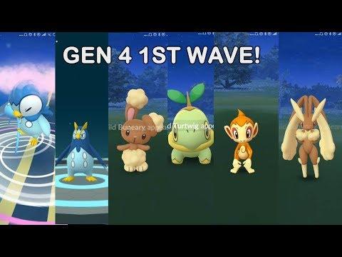 Xxx Mp4 Another Gen 4 1st Wave Release In Pokemon Go 3gp Sex