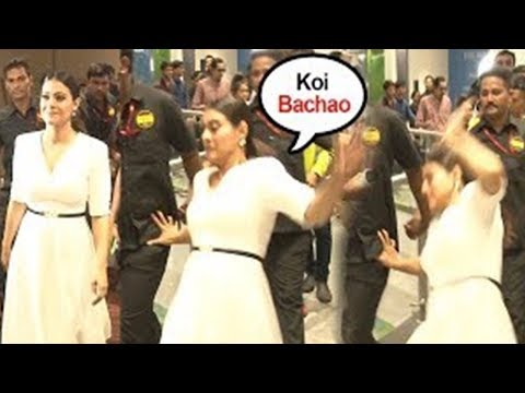 Xxx Mp4 OMG Kajol Devgan Slips And Falls Down Very Badly In Shopping Mall 3gp Sex