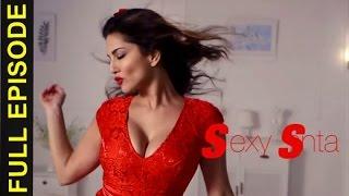 Sunny Leone As SEXY SANTA - zoOm EXCLUSIVE