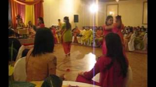 Mehndi dance  - Desan da raja